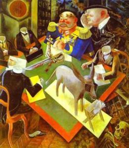 Otto Dix: Pintura
