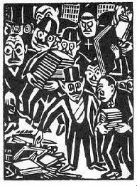 Franz Maxereel: La Idea